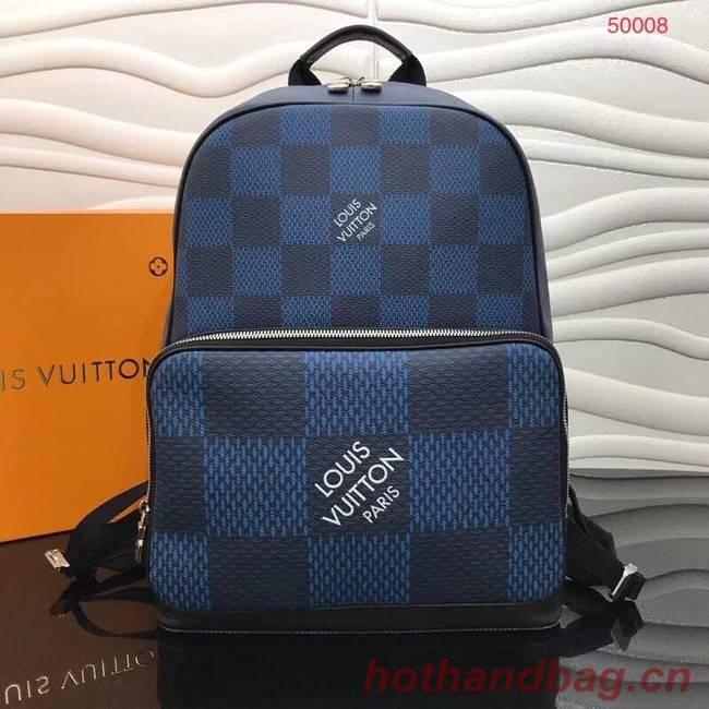 Louis vuitton Monogram Canvas Original Backpack M50008 blue