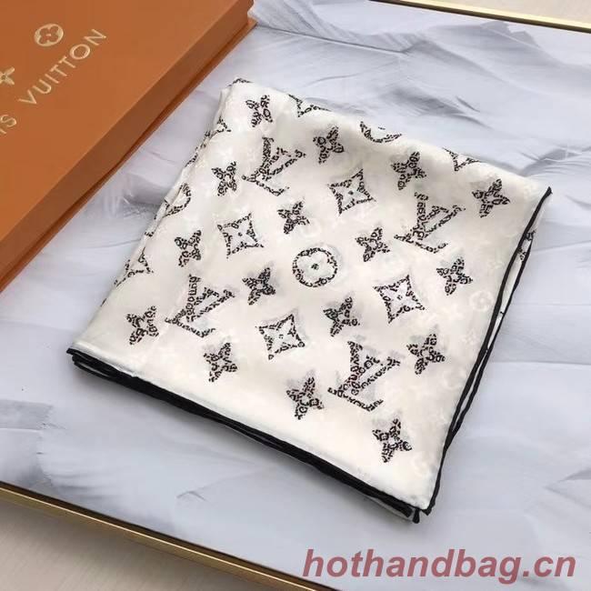 Louis Vuitton silk Scarf 77031