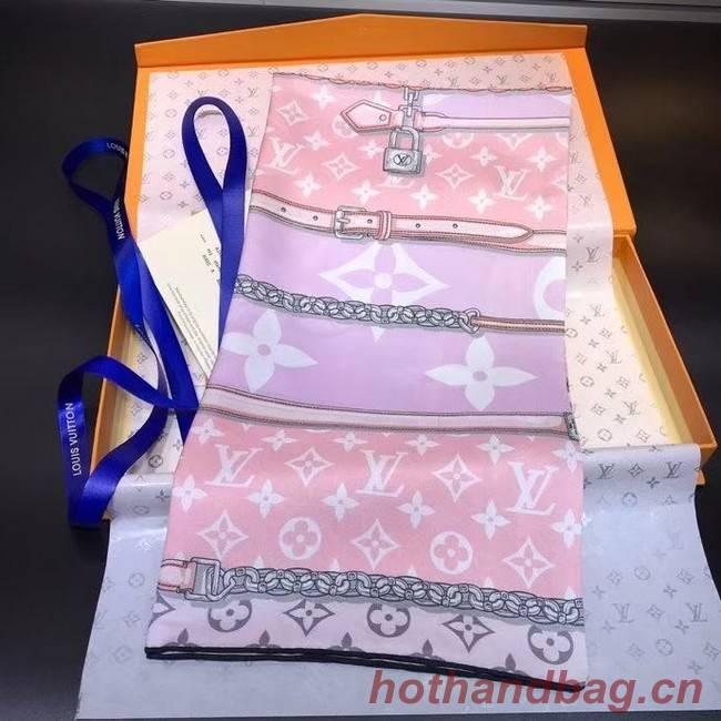 Louis Vuitton silk Scarf 77034