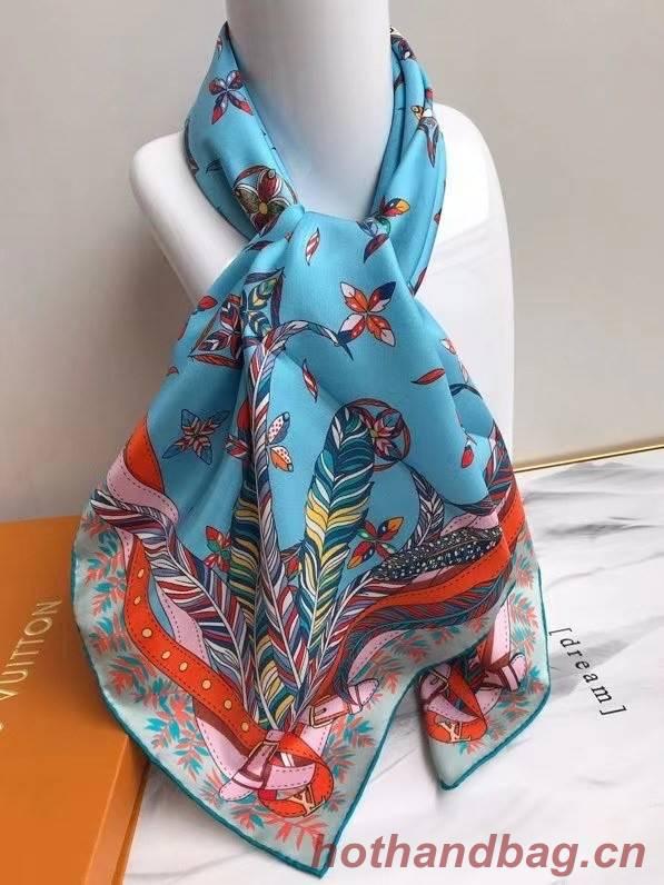 Louis Vuitton silk Scarf 77038
