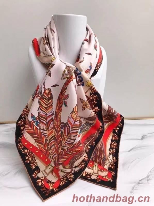 Louis Vuitton silk Scarf 77039