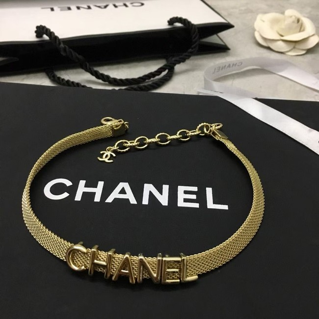 Chanel Necklace CE6240