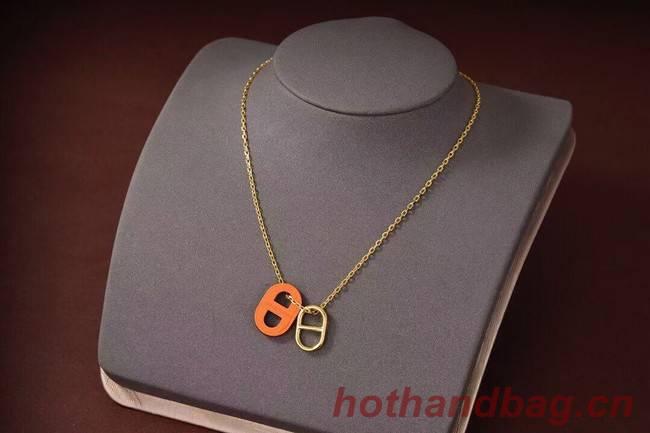 Hermes Necklace CE6249