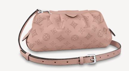 Louis Vuitton SCALA MINI POUCH M80094 Magnolia Pink