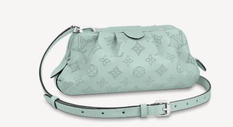 Louis Vuitton SCALA MINI POUCH M80094 Vert Lagon Green