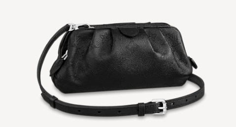 Louis Vuitton SCALA MINI POUCH M80094 black