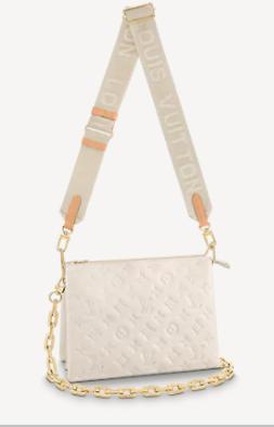 Louis Vuitton COUSSIN PM M57793 Cream