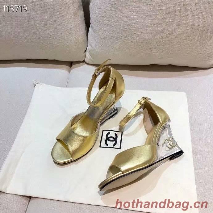 Chanel Shoes CH2739SJC-2