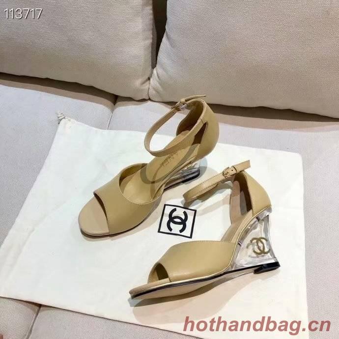 Chanel Shoes CH2739SJC-4