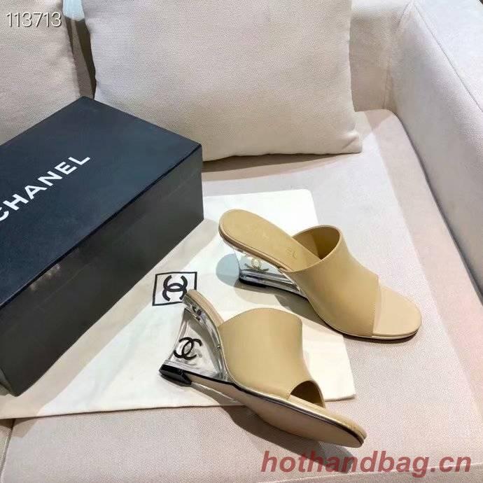 Chanel Shoes CH2740SJC-1