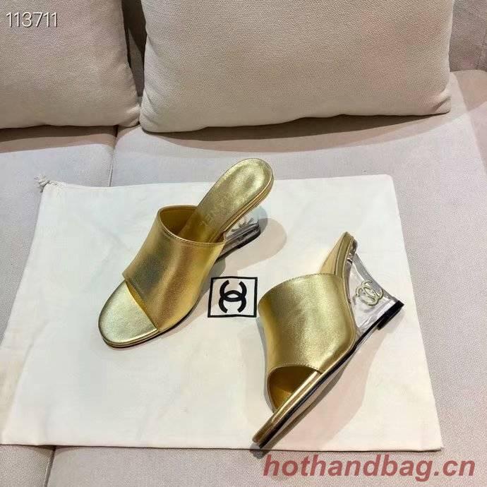 Chanel Shoes CH2740SJC-3