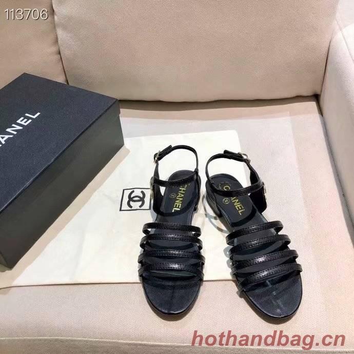 Chanel Shoes CH2741SJC-2