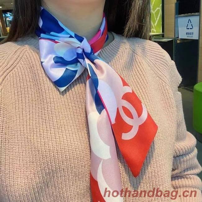 Chanel Twilly Small silk scarf CC45698