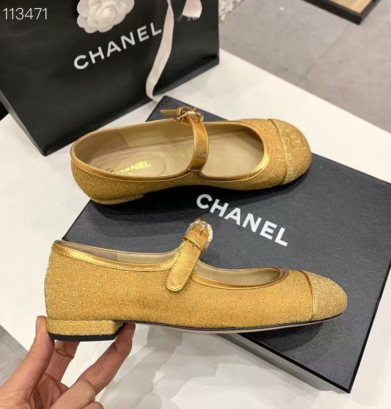 Chanel Shoes CH2749JSC-1