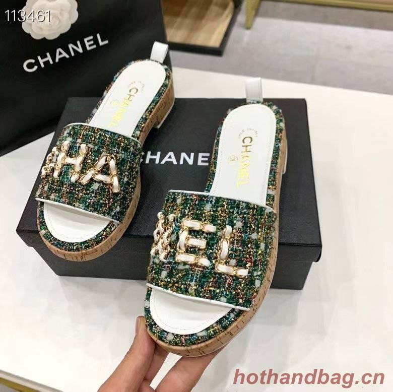 Chanel Shoes CH2753JSC-2