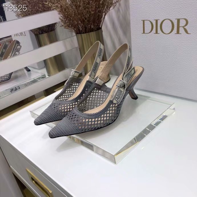 Dior Shoes Dior749DJC-11 6CM height