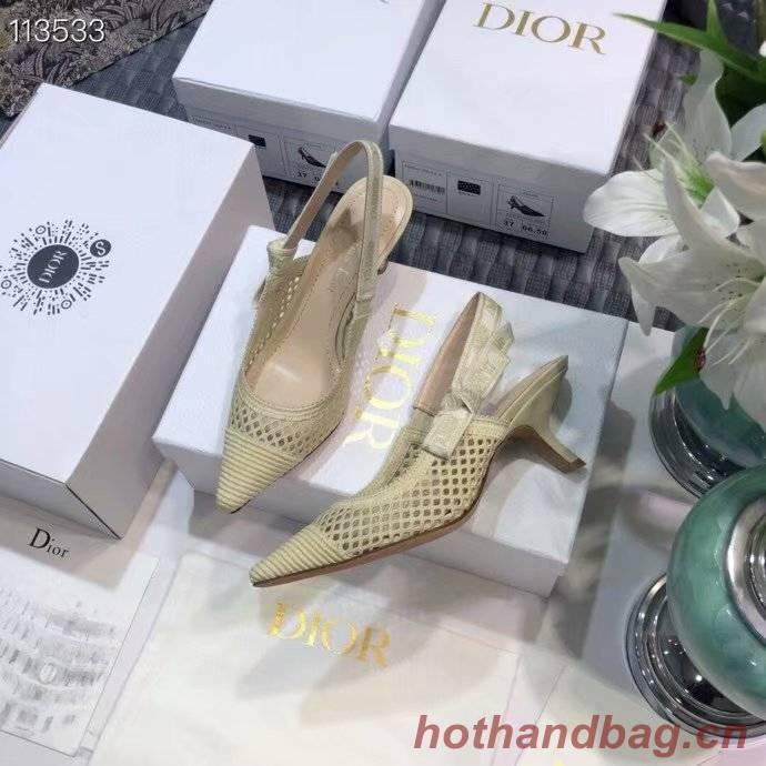 Dior Shoes Dior749DJC-5 6CM height