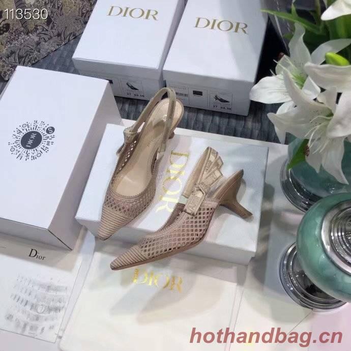 Dior Shoes Dior749DJC-7 6CM height