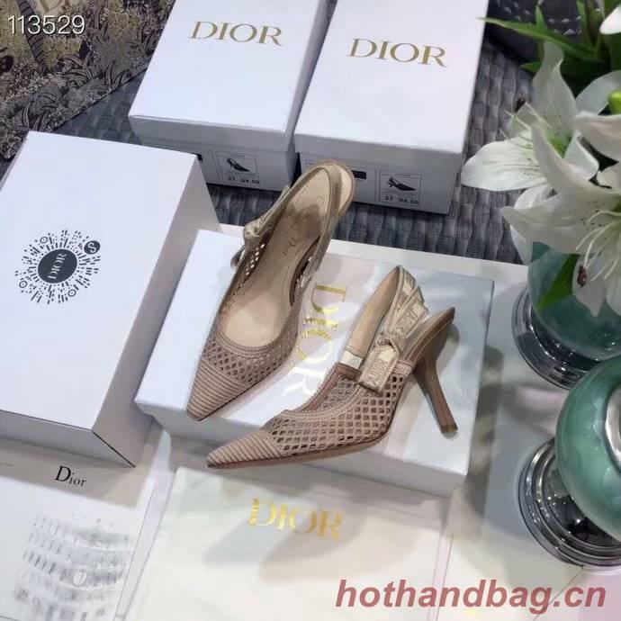 Dior Shoes Dior749DJC-8 9.5CM height
