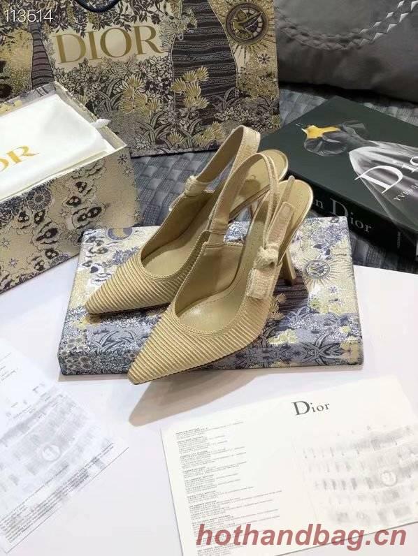 Dior Shoes Dior751DJC-4 9.5CM height