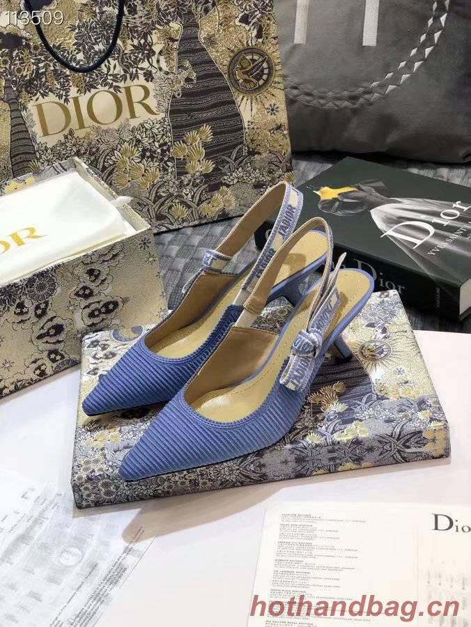 Dior Shoes Dior751DJC-8 6CM height