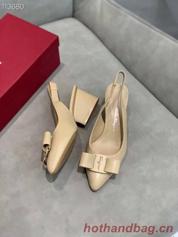 Ferragamo Shoes FL969FCC-4 5CM height