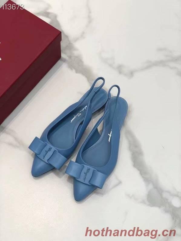 Ferragamo Shoes FL970FCC-2 2CM height