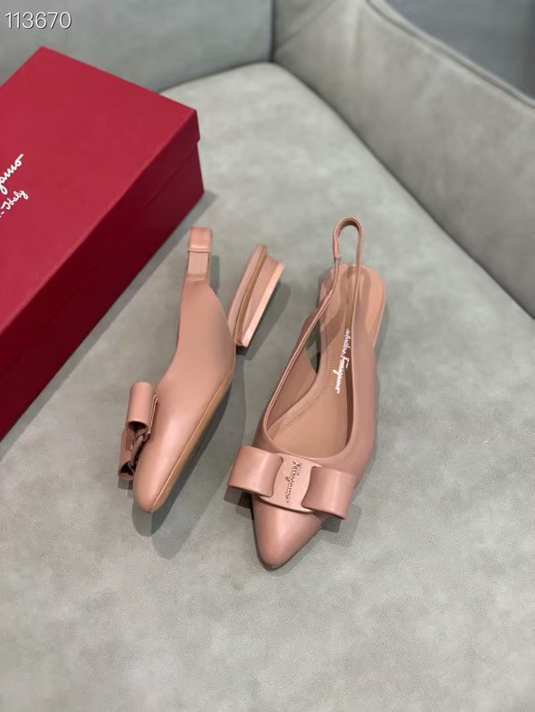 Ferragamo Shoes FL970FCC-5 2CM height
