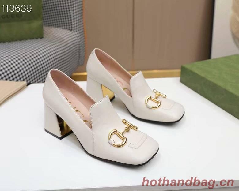 Gucci Shoes GG1666QQ-2 6CM height