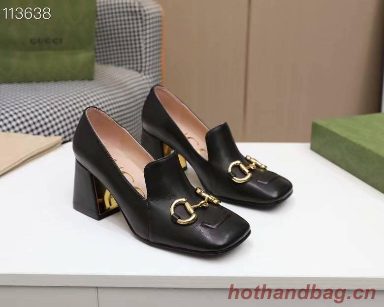 Gucci Shoes GG1666QQ-3 6CM height