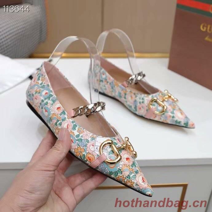Gucci Shoes GG1668QQ-1