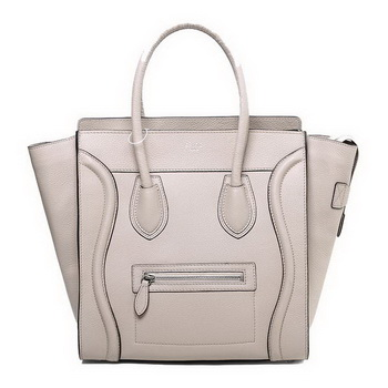 Celine Luggage Mini Boston Bags Original Leather Khaki