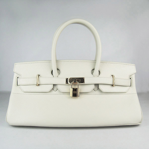 Hermes Birkin 6109 Togo Leather Bag Beige 42cm Gold