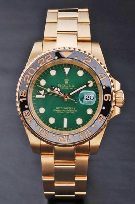 Rolex GMT-Master II Black&Green Surface 41mm Men Watch-RM3804