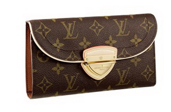 Louis Vuitton Monogram Canvas Eugenie Wallet M60123