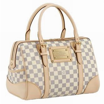 buy Cheap Louis Vuitton Damier Azur Canvas Berkeley N52001