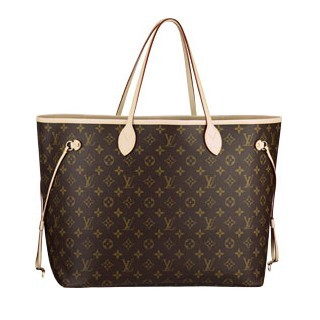 Louis Vuitton Monogram Canvas Neverfull GM M40157
