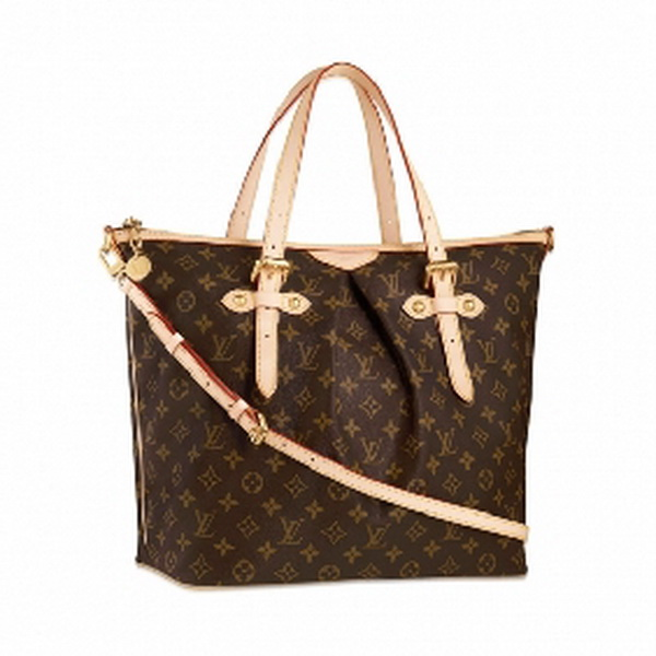 Hot Style Louis Vuitton Monogram Canvas Palermo GM M40146