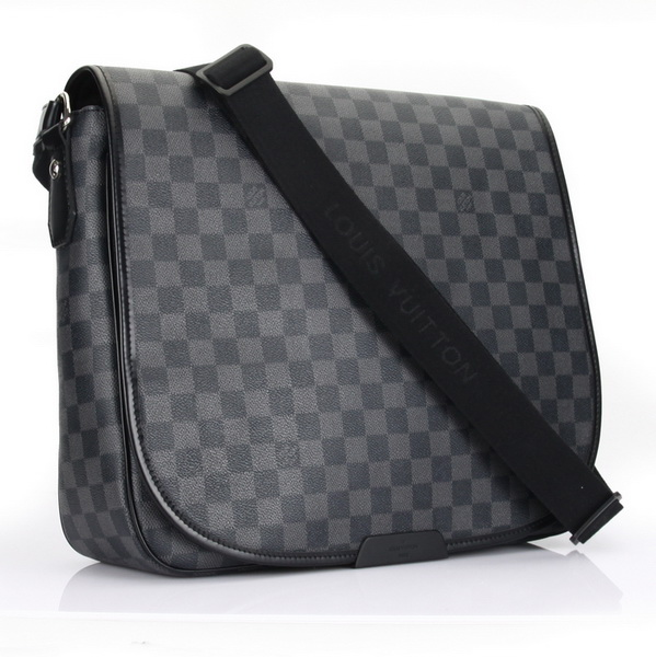 Louis Vuitton Damier Graphite Canvas Renzo N51213